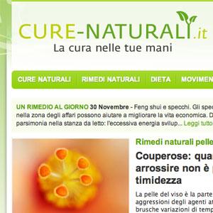 il sito di cure naturali
