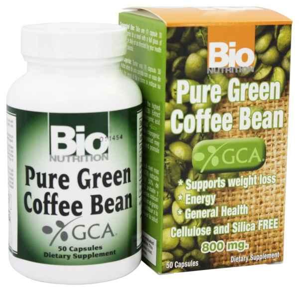 green coffee effetti collaterali
