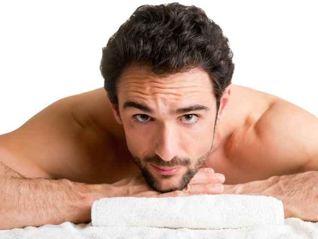massaggio prostatico