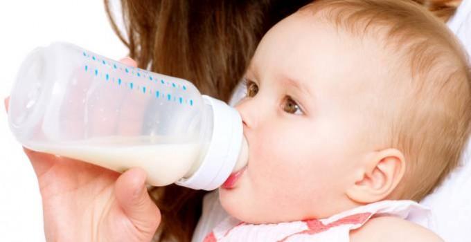 biberon per neonato