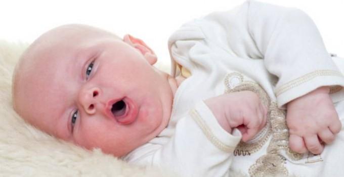 raffreddore del neonato